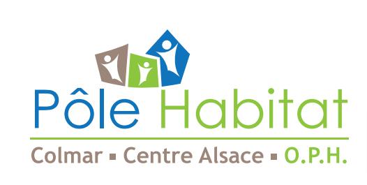 Logo du constructeur Pôle Habitat Colmar Centre Alsace - OPH