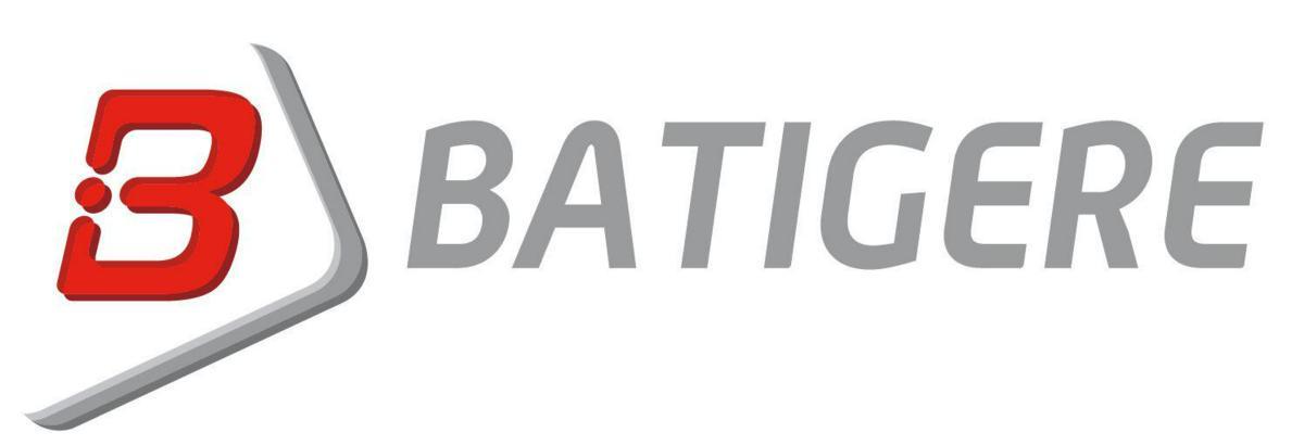 Logo du constructeur BATIGERE STRASBOURG