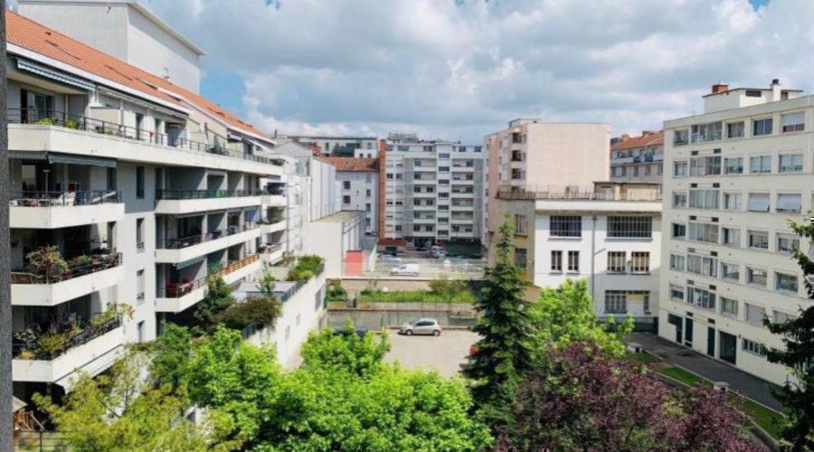 Programme immobilier Pavillon Gratte-Ciel 69100 VILLEURBANNE