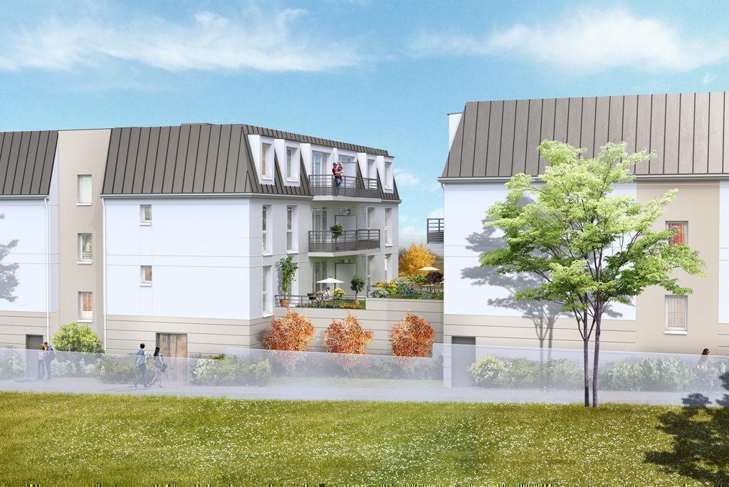 Programme immobilier PARENTHESE 91650 SAINT YON