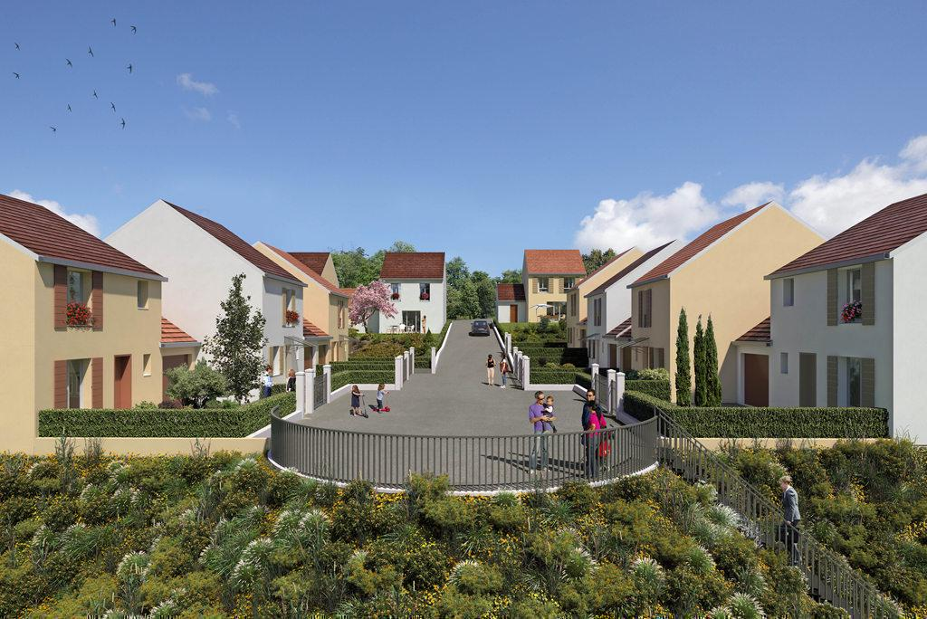 Programme immobilier PANORAMA A BEYNES 78650 SAULX MARCHAIS