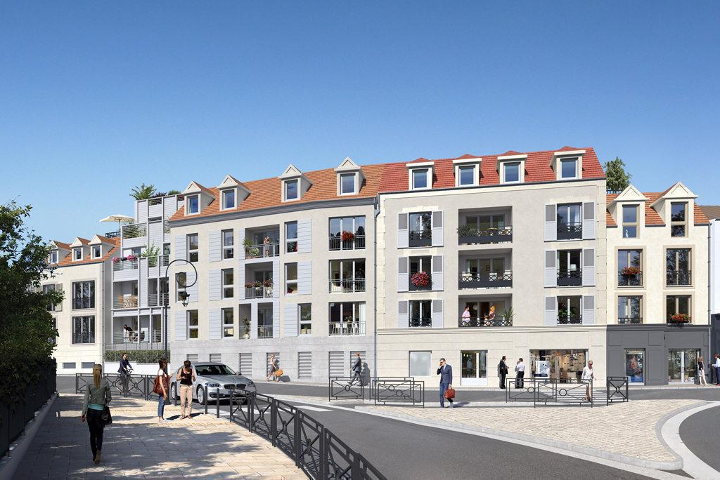 Programme immobilier LE CLOS DU VAL A OSNY 95520 OSNY