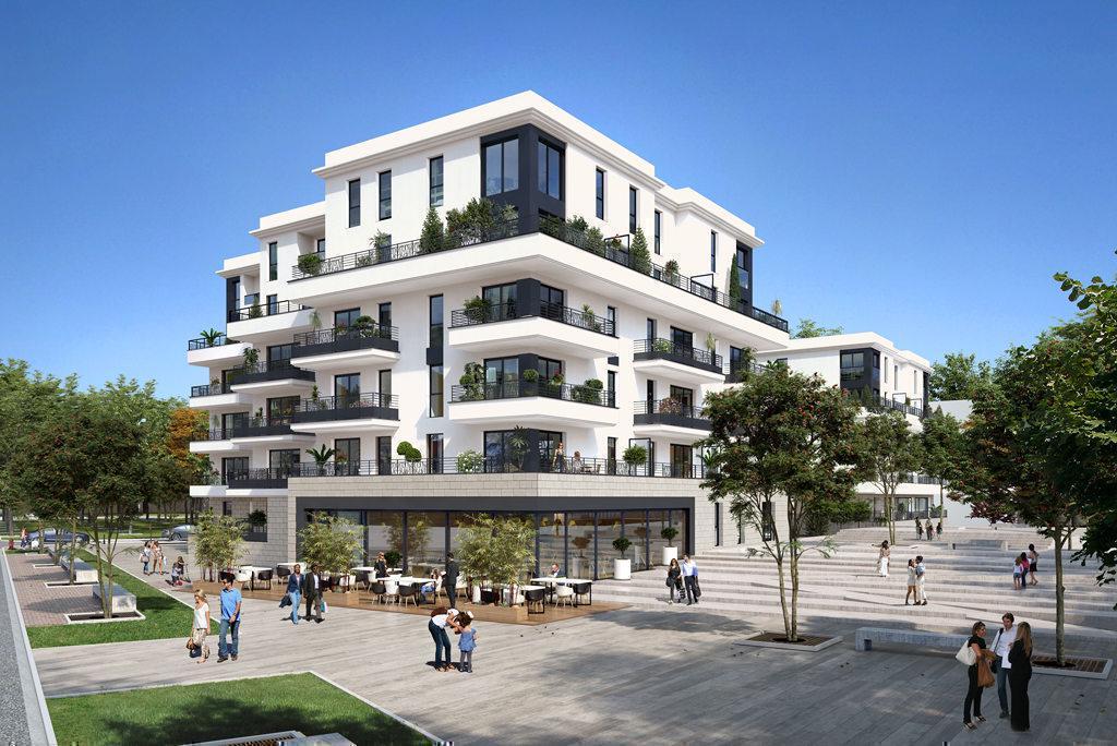 Programme immobilier TERRASSES DE L'ABBAYE A CHELLES 77500 CHELLES