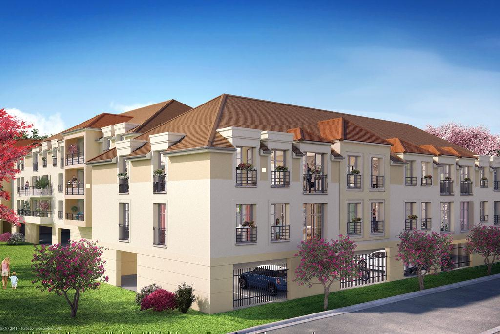 Programme immobilier PRIVILEGE A ORMOY 91540 ORMOY