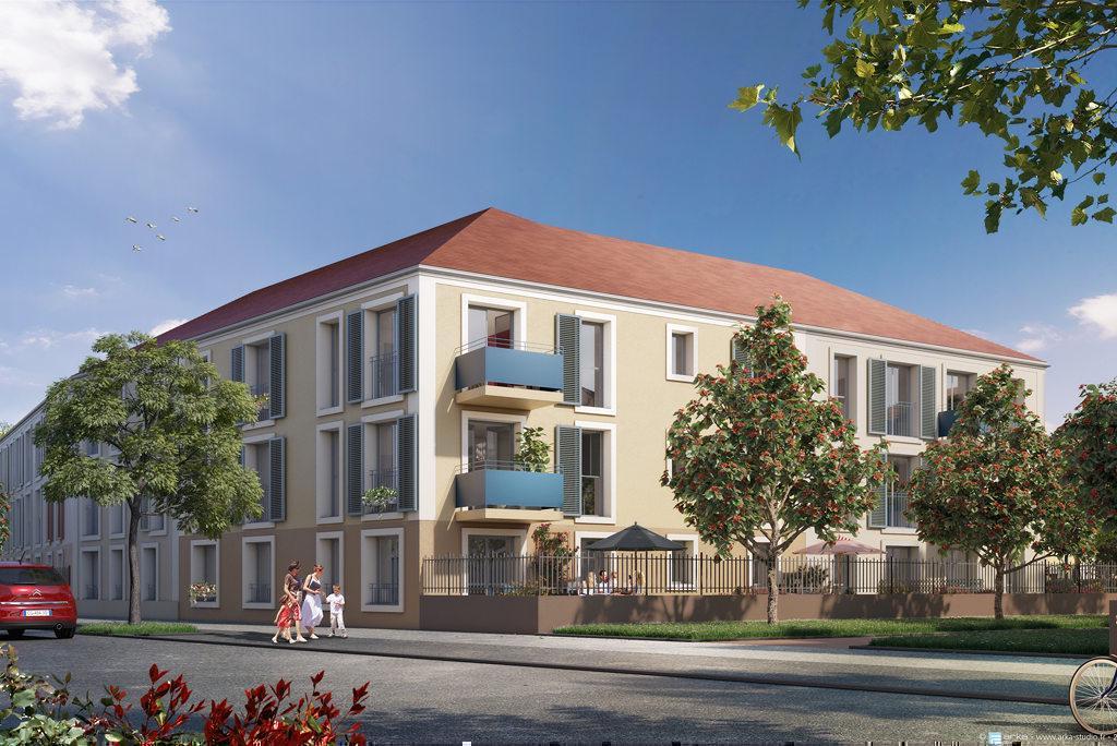Programme immobilier LE CLOS DE LA GARE 91470 LIMOURS