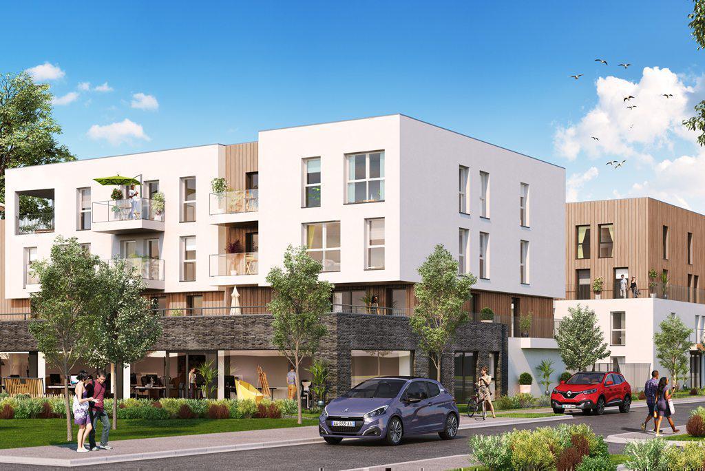 Programme immobilier INEDIT A ROISSY-EN-BRIE 77680 ROISSY EN BRIE
