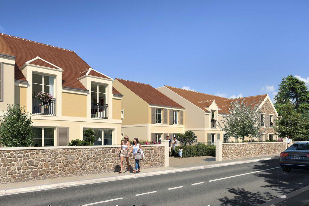 Programme immobilier COTTAGES 78114 MAGNY LES HAMEAUX