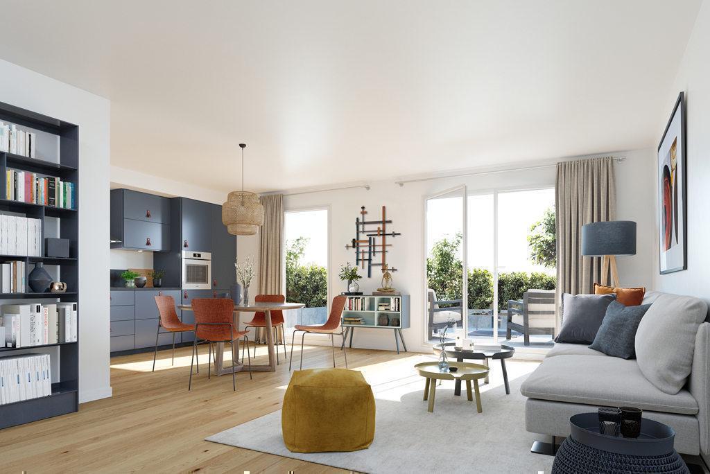 Programme immobilier INITIO 91100 VILLABE