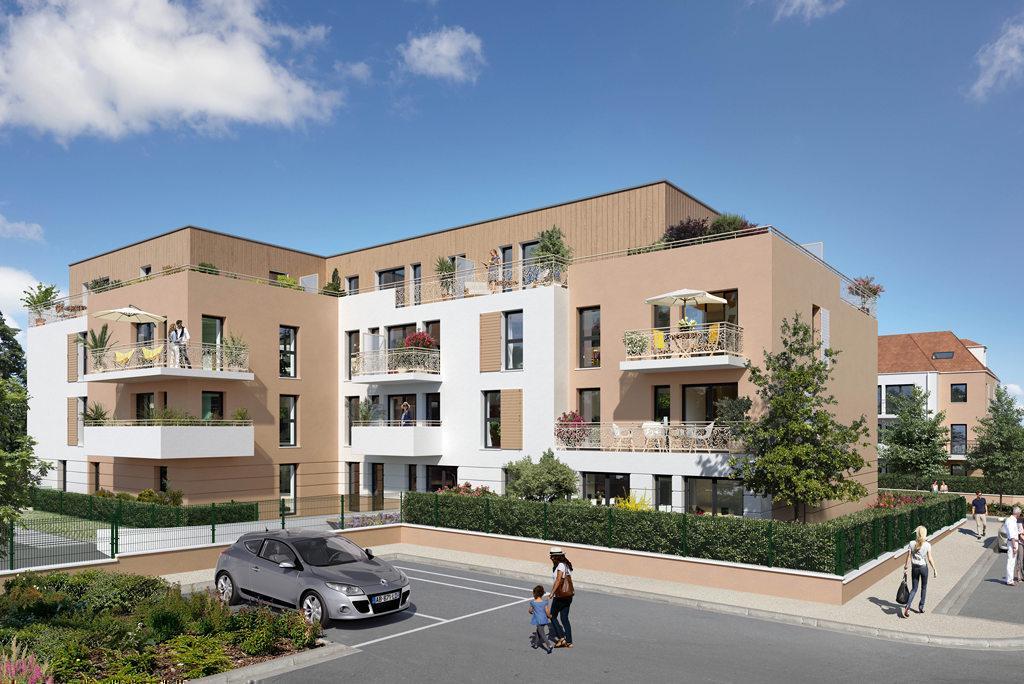 Programme immobilier L'ORÉE 60330 LE PLESSIS BELLEVILLE