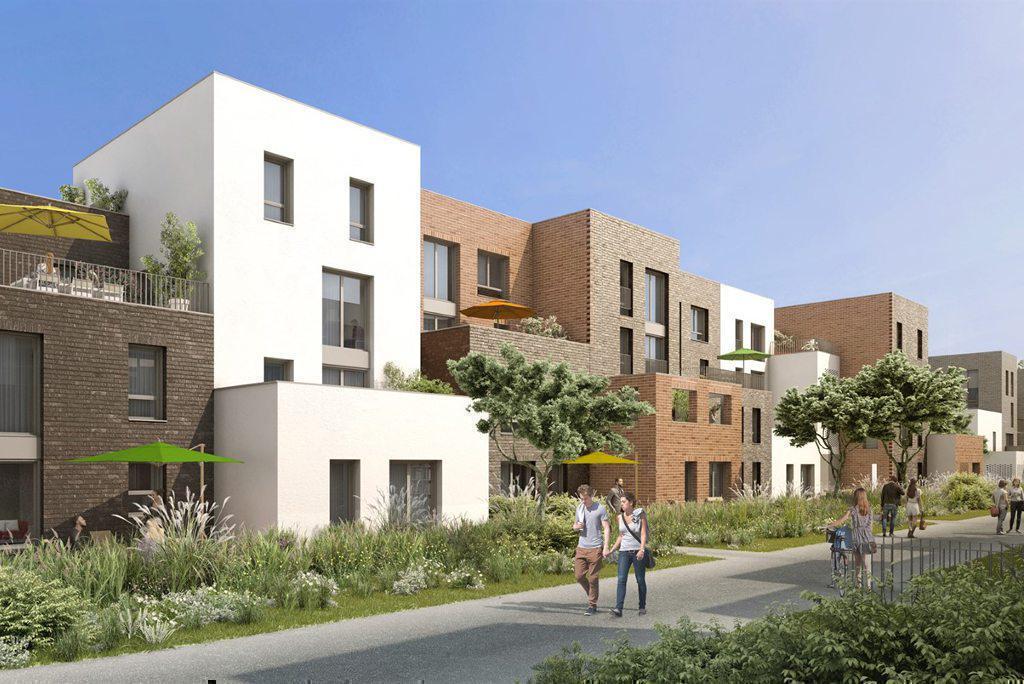 Programme immobilier VILL'ARBOREA 59000 LILLE