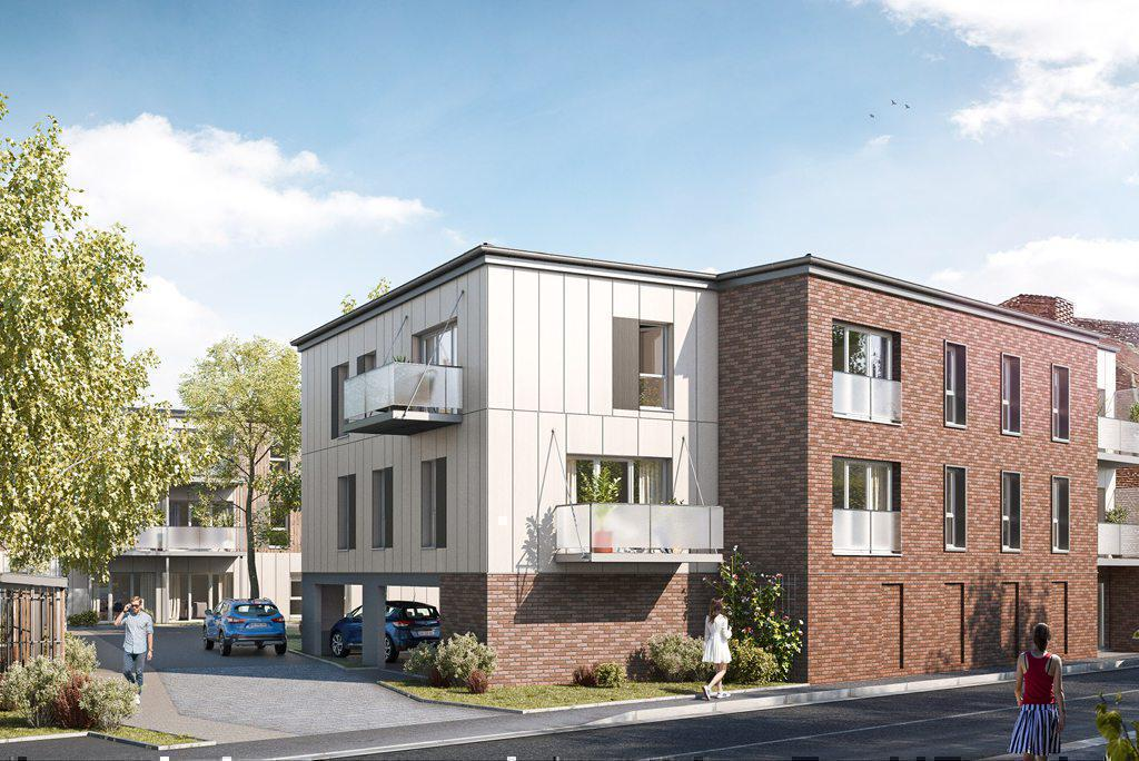 Programme immobilier ORIG'IN 59280 ARMENTIERES