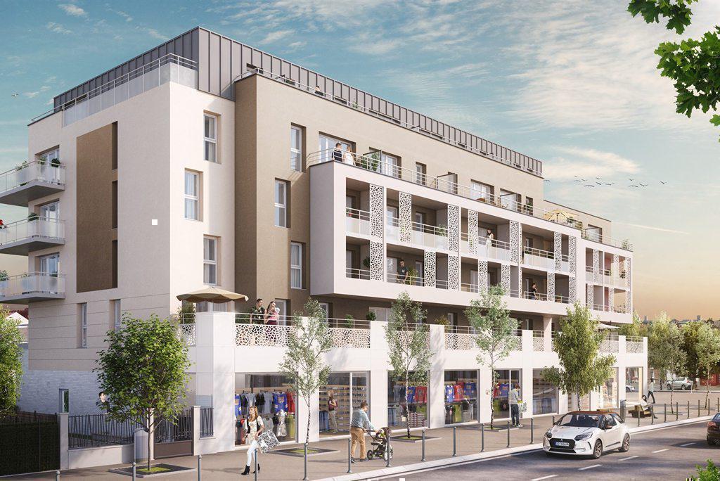 Programme immobilier PARK AVENUE 80050 AMIENS