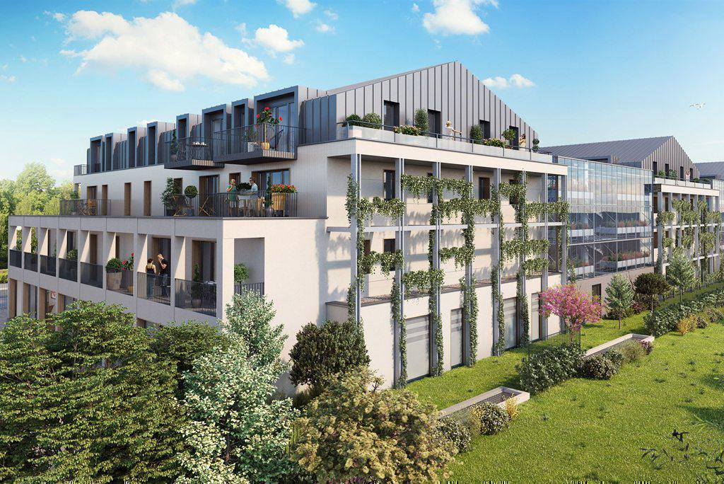 Programme immobilier GREENHOUSE 60902 CHANTILLY
