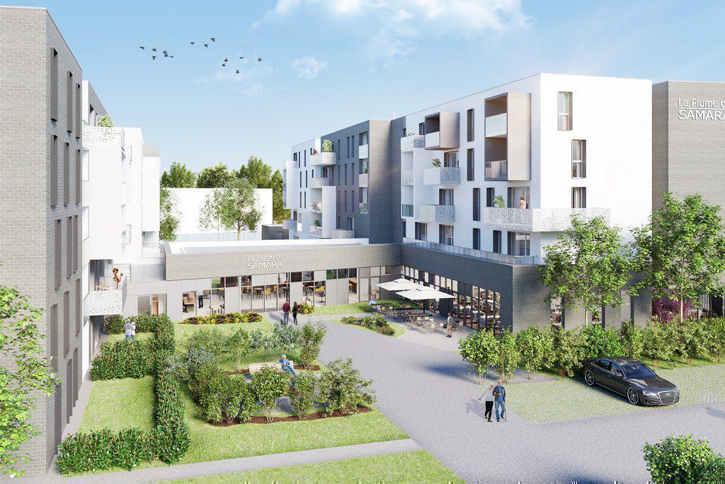 Programme immobilier LA PLUME DE SAMARA 80050 AMIENS