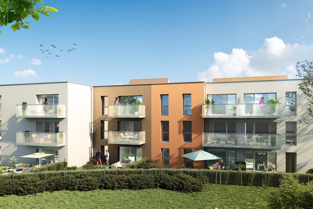 Programme immobilier LE 551 59223 RONCQ