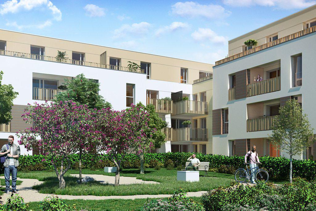 Programme immobilier L'EMERAUDE 37000 TOURS