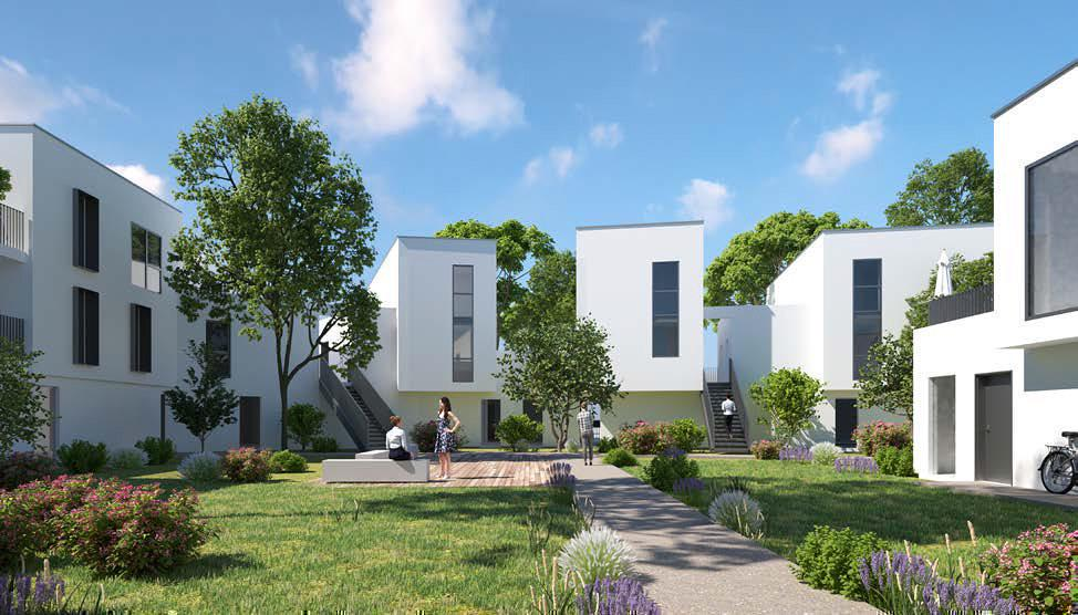 Programme immobilier DOMAINE OPALE 34590 MARSILLARGUES