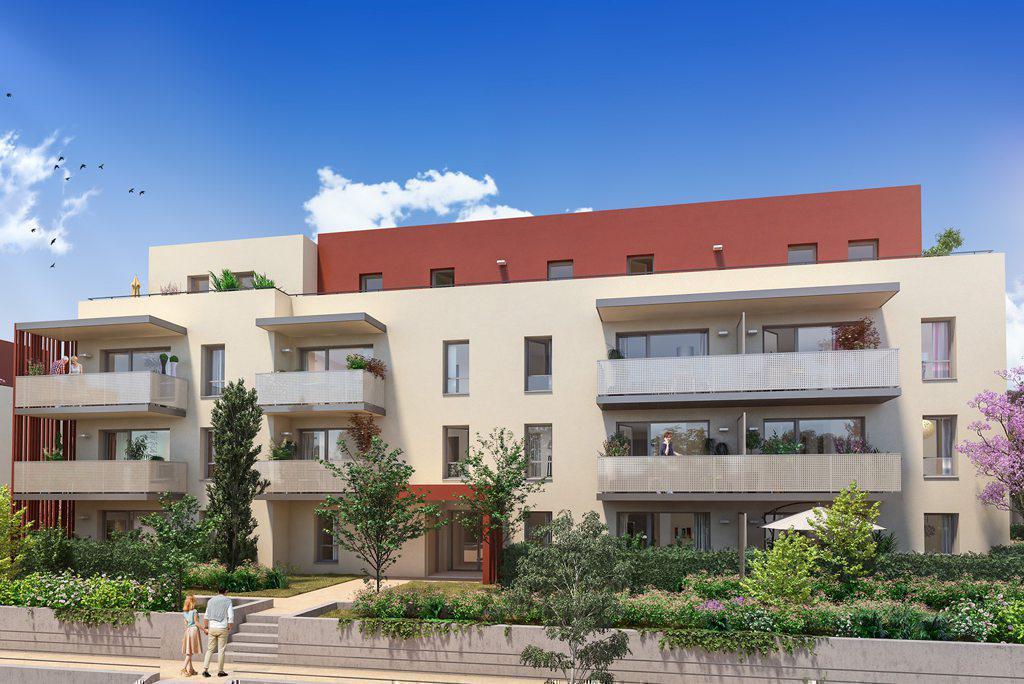 Programme immobilier RESIDENCE CARMINA 73190 SAINT BALDOPH