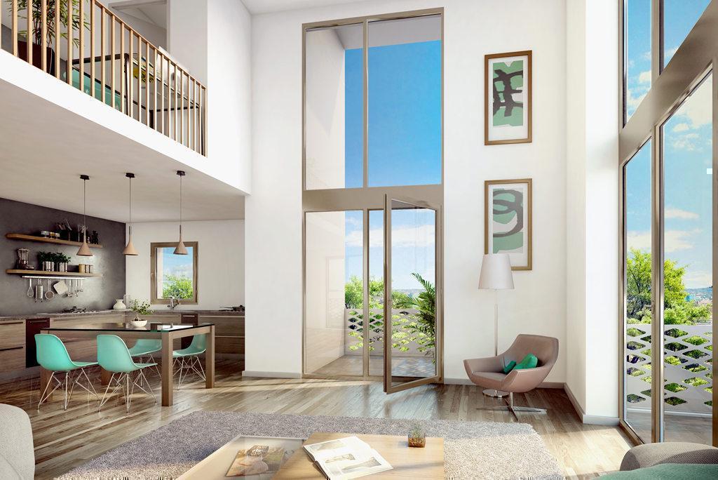 Programme immobilier QUARTIER NATURE 93100 MONTREUIL
