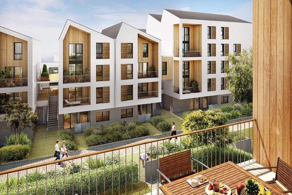 Programme immobilier VILLAPOLLONIA 33000 BORDEAUX