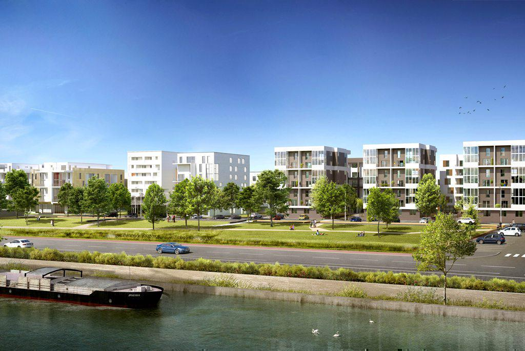 Programme immobilier VERSION SEINE 91200 ATHIS MONS