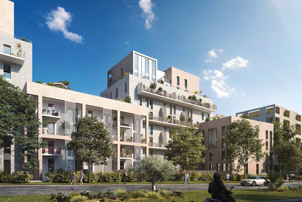 Programme immobilier VILLE NATURE 95000 CERGY