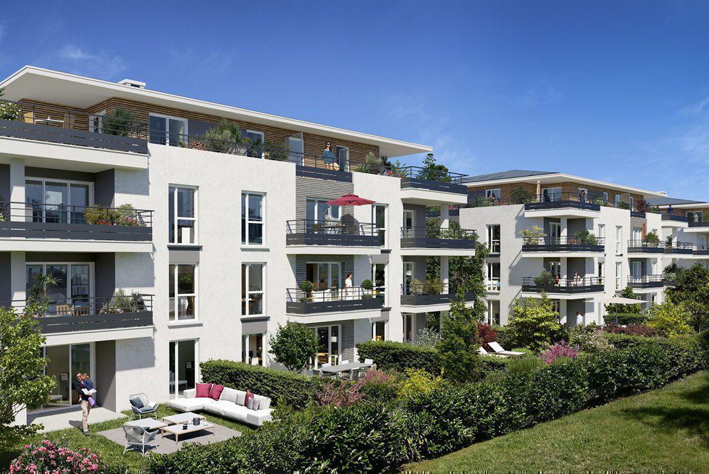 Programme immobilier ARBOREAL 95320 SAINT LEU LA FORET