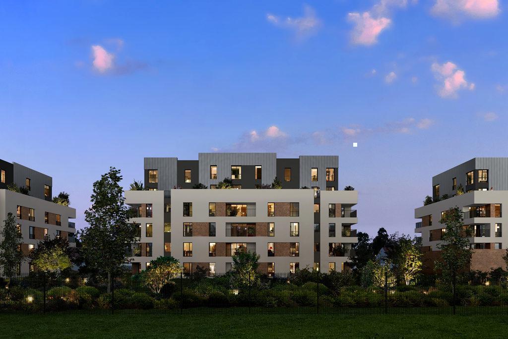Programme immobilier LES ALLEES DU PARC 78540 VERNOUILLET