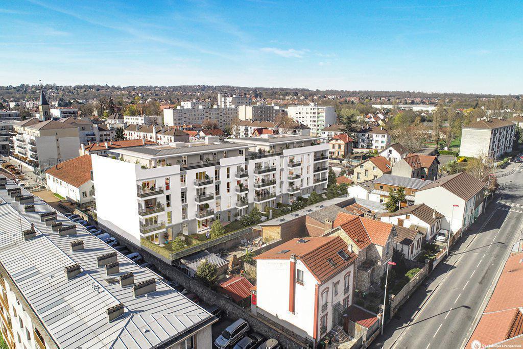 Programme immobilier COEUR 2 VILLE 95360 MONTMAGNY