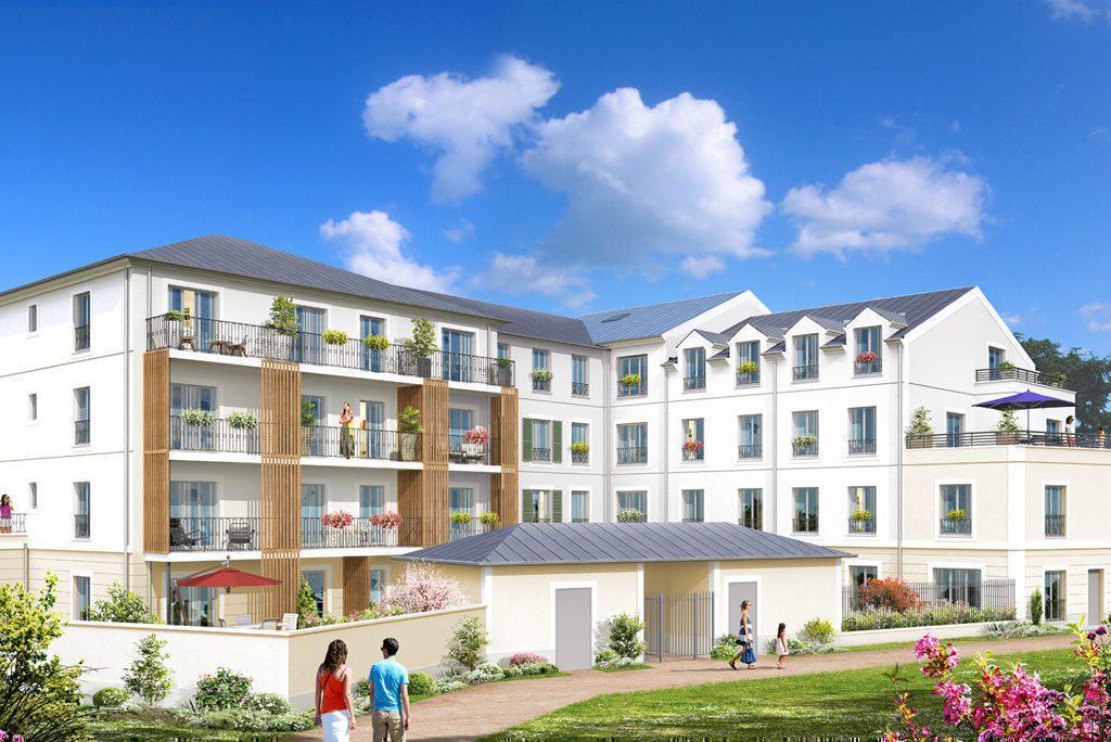Programme immobilier L'AUTHENTIQUE 91420 MORANGIS