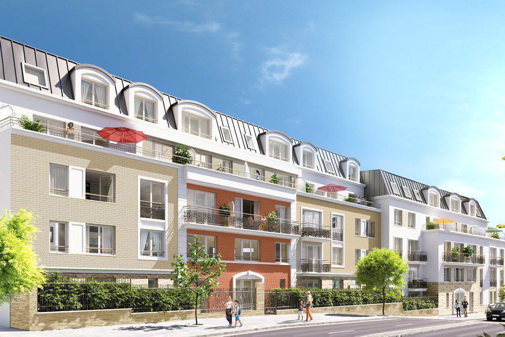 Programme immobilier L'AVANT- SCENE 91600 SAVIGNY SUR ORGE