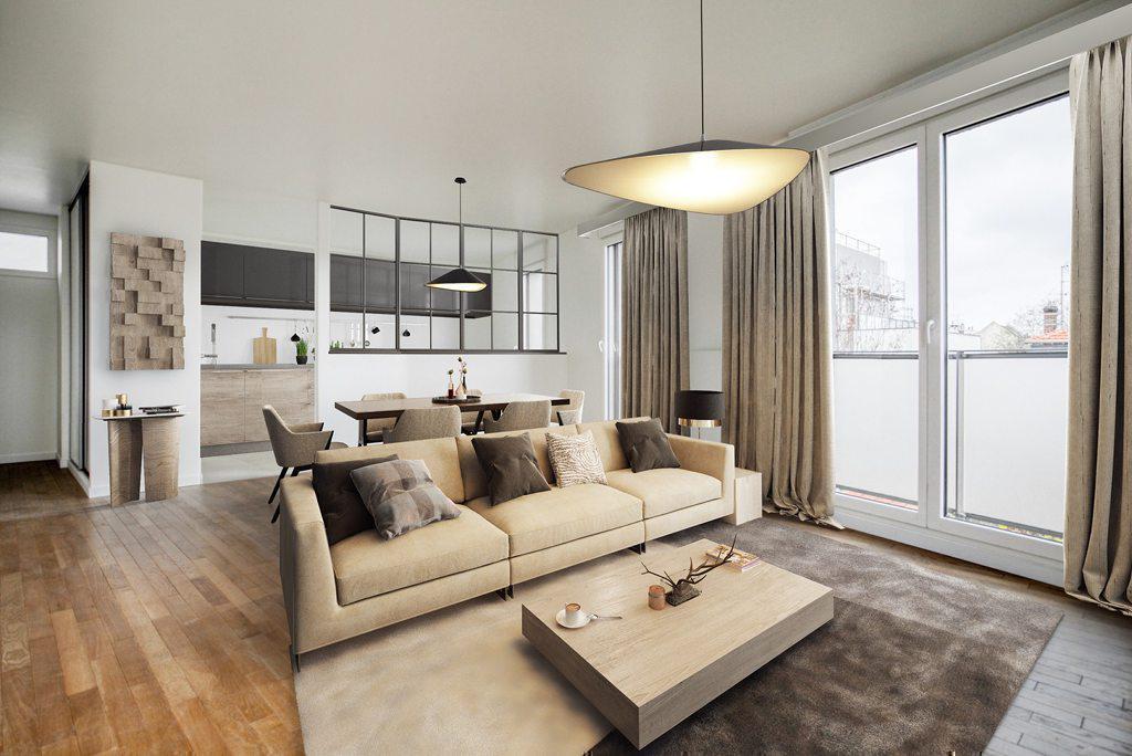 Programme immobilier ELIXIR 95880 ENGHIEN LES BAINS