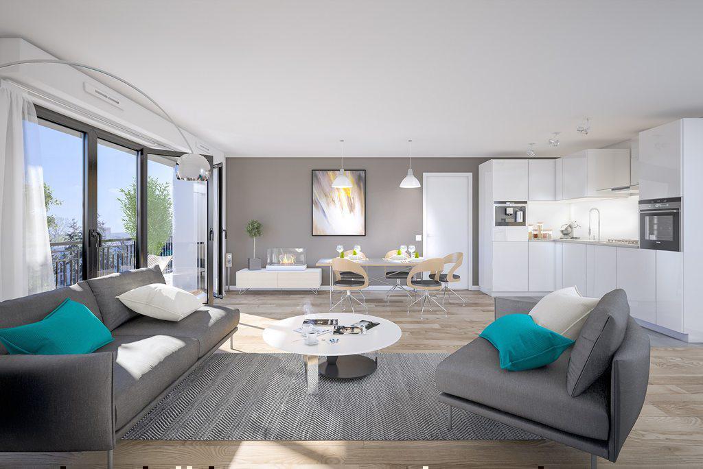Programme immobilier GREEN PARK 94500 CHAMPIGNY SUR MARNE