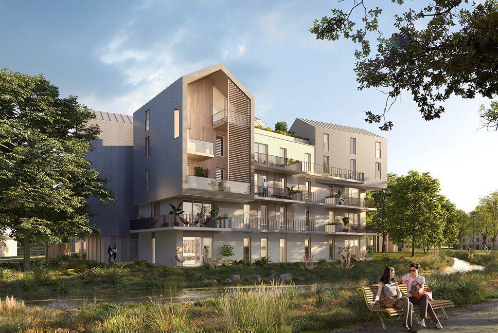Programme immobilier PRESTIGES DU PARC 78110 LE VESINET