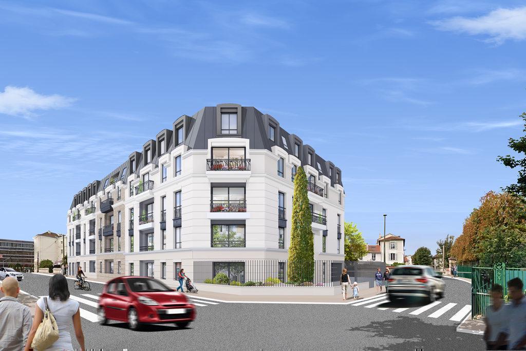 Programme immobilier LE VESINET PASSERELLE 78110 LE VESINET