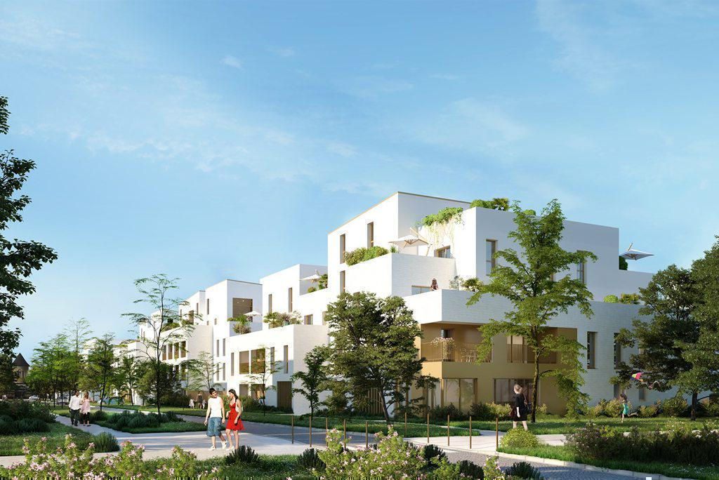 Programme immobilier EMERGENCE 77600 BUSSY SAINT GEORGES