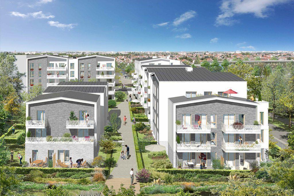 Programme immobilier ORIG'IN 93420 VILLEPINTE