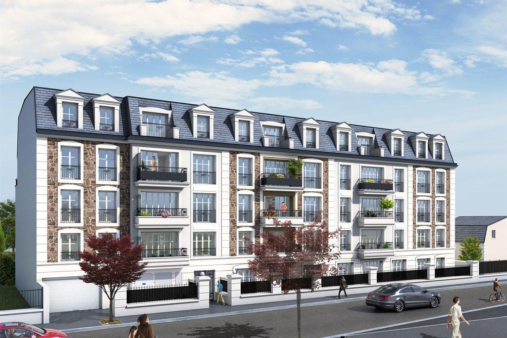 Programme immobilier CARRE MANSART 93220 GAGNY