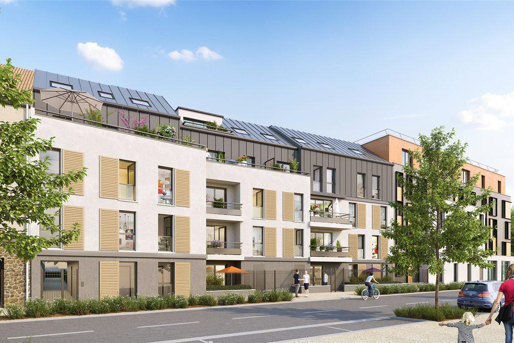 Programme immobilier VILLA DES SOURCES 78090 GUYANCOURT