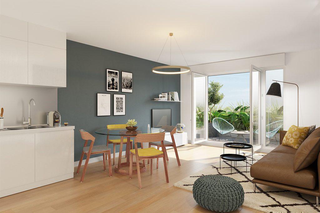 Programme immobilier STORIA 94350 VILLIERS SUR MARNE