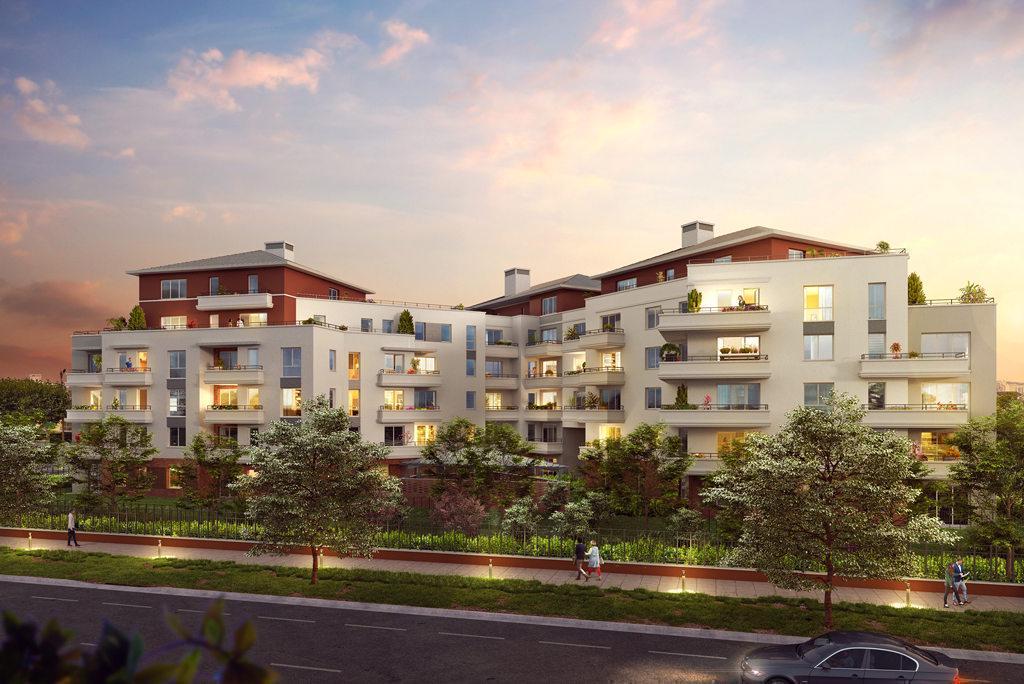 Programme immobilier EDEN 93370 MONTFERMEIL