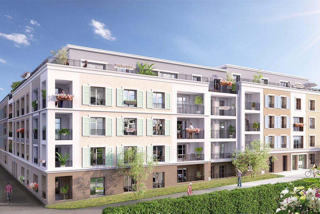 Programme immobilier CARRE NOVA 95200 SARCELLES
