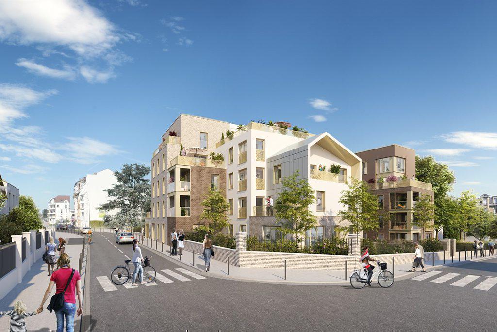 Programme immobilier L'ECLAT 95880 ENGHIEN LES BAINS