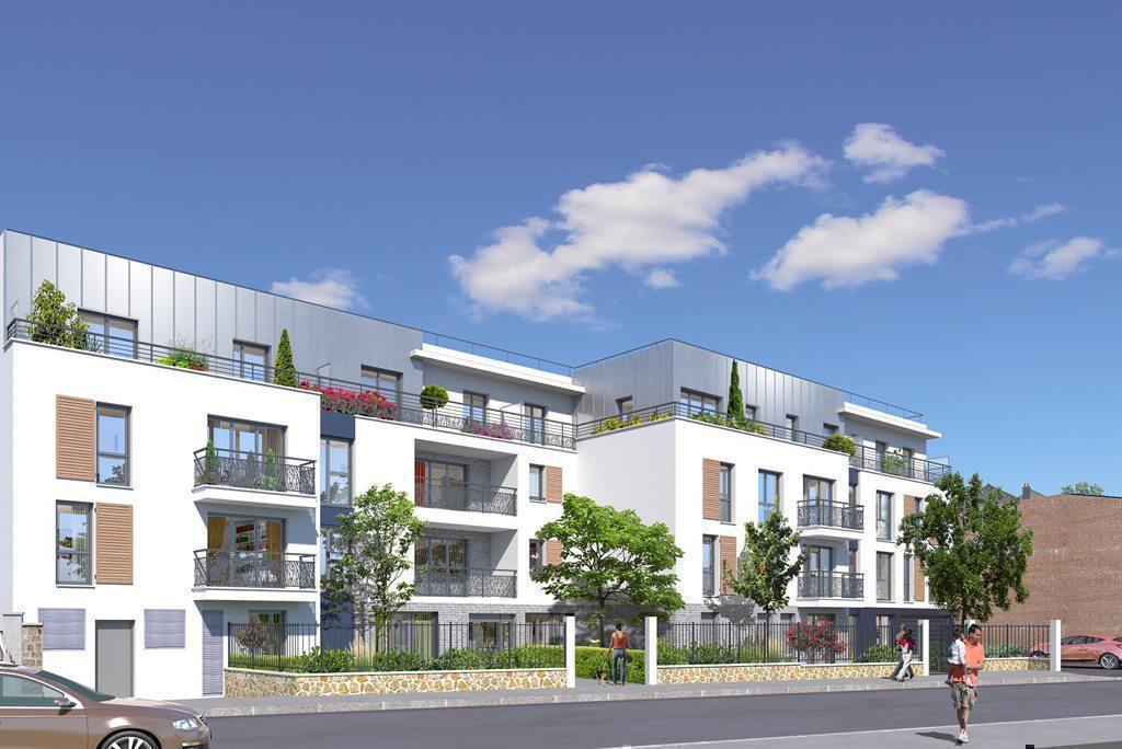 Programme immobilier LE HAMEAU DES DAMES 78360 MONTESSON