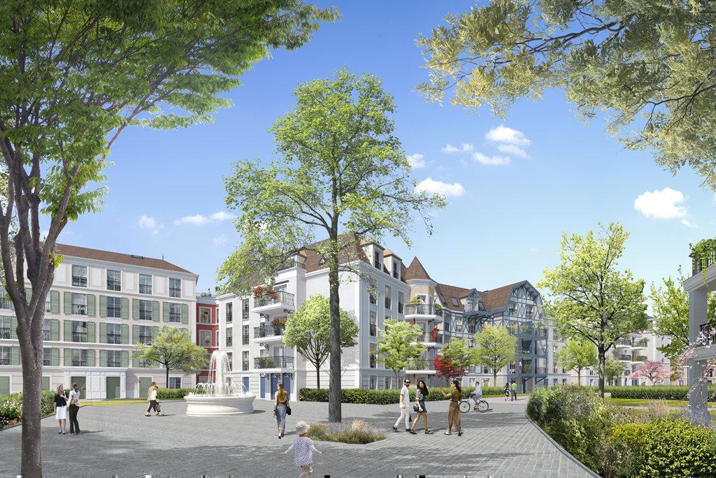 Programme immobilier LE CLOS DUROY 93150 LE BLANC MESNIL