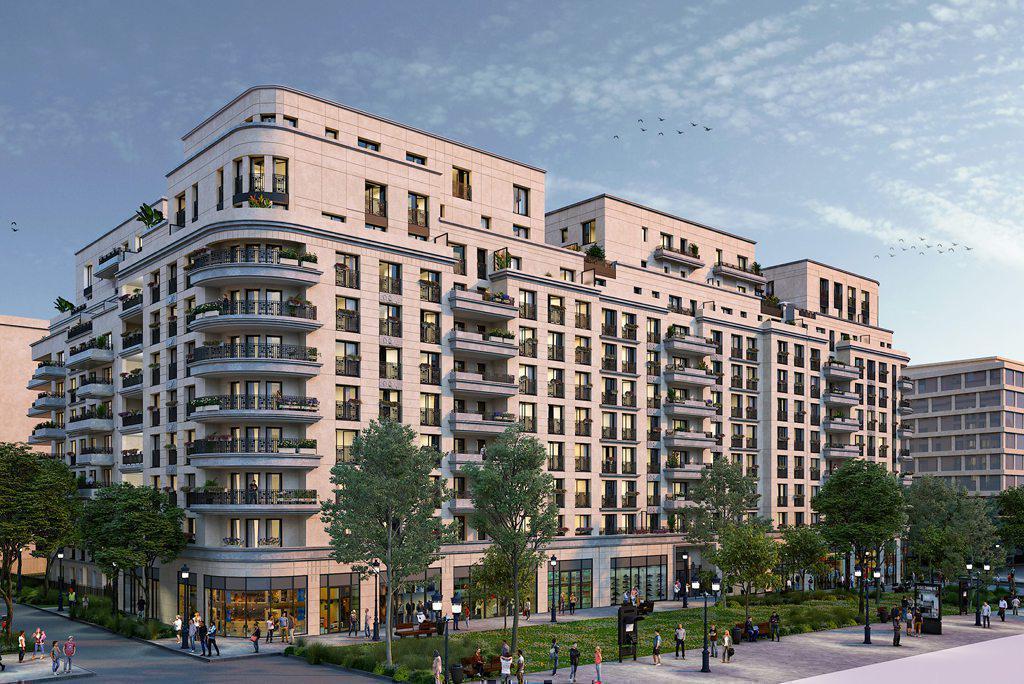 Programme immobilier NEO DECO 93400 SAINT OUEN