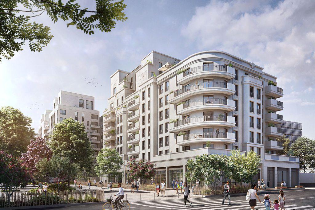 Programme immobilier EGERIE 93400 SAINT OUEN