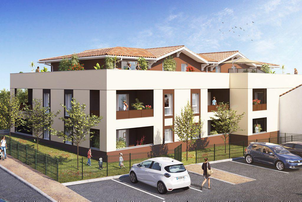 Programme immobilier BULLE D'EYRE 33770 SALLES
