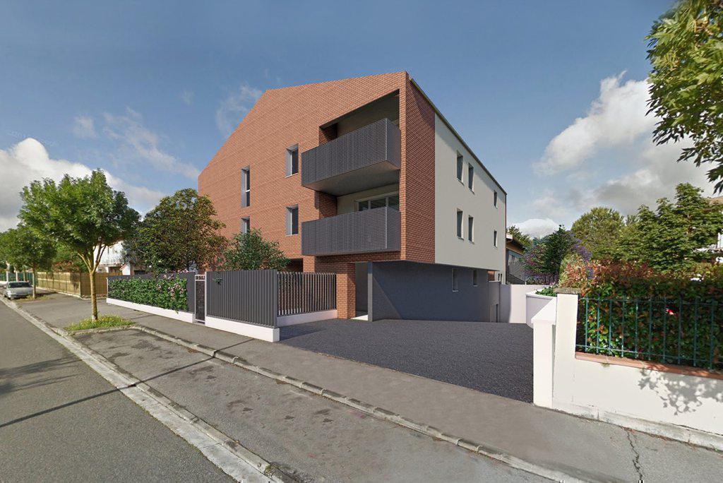 Programme immobilier LE DOMAINE FLOREAL 31000 TOULOUSE