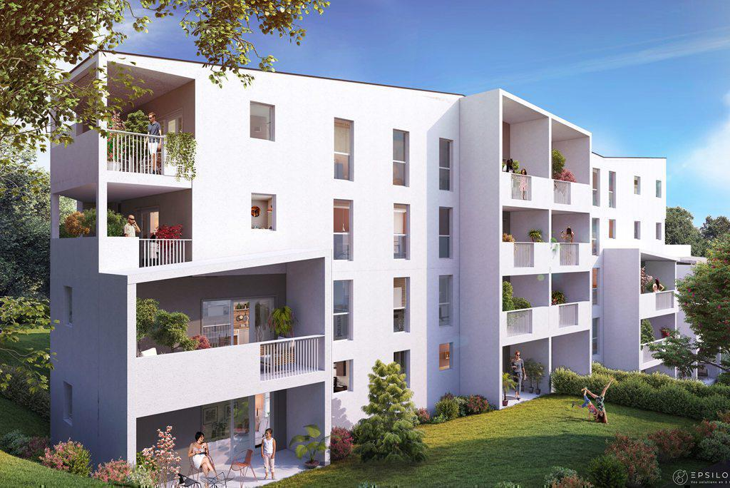 Programme immobilier L ESQUISSE 64600 ANGLET